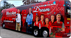 bus wraps, truck wraps, van wraps, retro-reflective sheeting, Traffic Signs, Barricades, Deliniation Devices, Conspicuity Marking, Decals, Banners, Fleet Marking